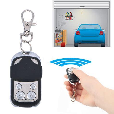 1pcs Electric Cloning Universal Gate Garage Door Remote Learning Garage Door Remote