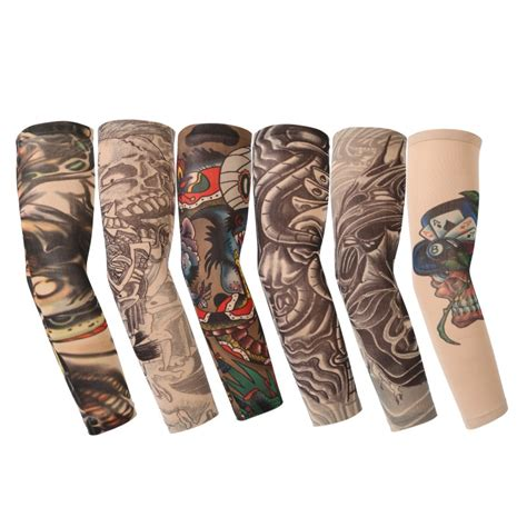 tattoo arm protector wholesale cool tattoo cool arm cover sleeve cuff outdoor