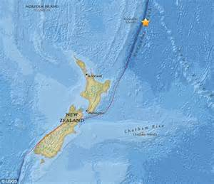 Earthquake Yesterday Nz | powerful 5 7 magnitude earthquake hits new zealand daily