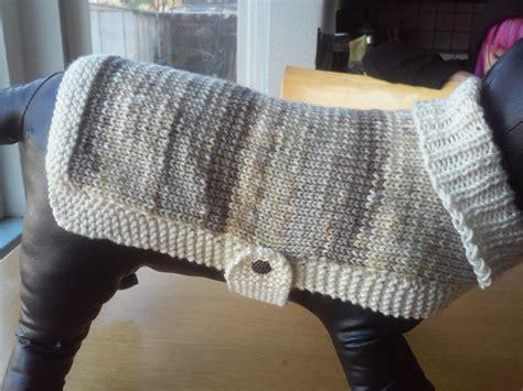 Knitting Pattern For Medium Dog Coat | medium dog coat hand knit medium dog sweater medium dog