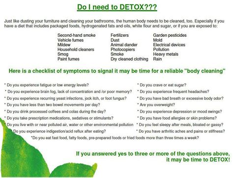 When Do You Need Detox by Holistic Live Healthier