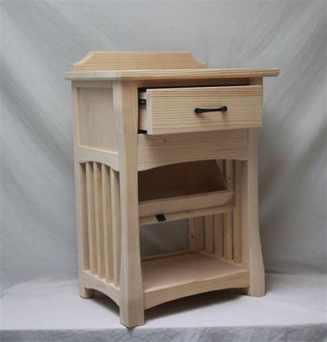 bedside nightstand  hidden compartment aftcra