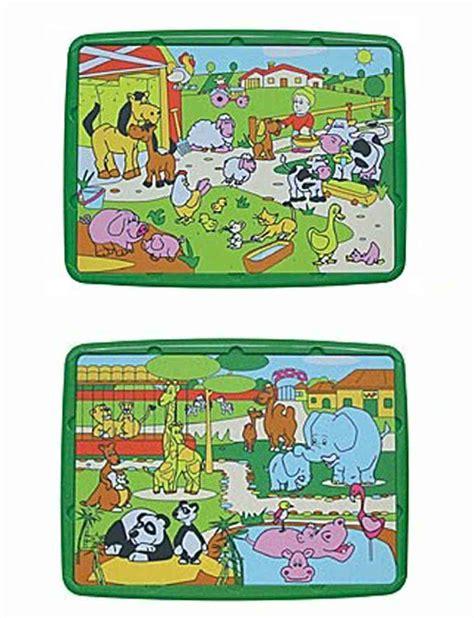 Elc Zoo Puzzle 36 Pcs puzzle granja y zoo 56 piezas