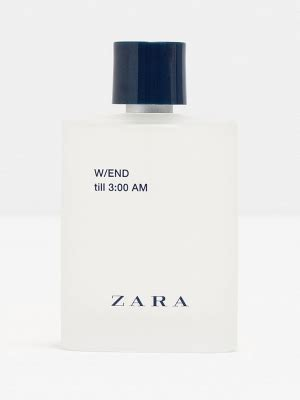 zara w end till 3 00 am zara cologne a new fragrance for