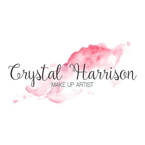 design blog header online free pink watercolor logo blog header pre made logo design