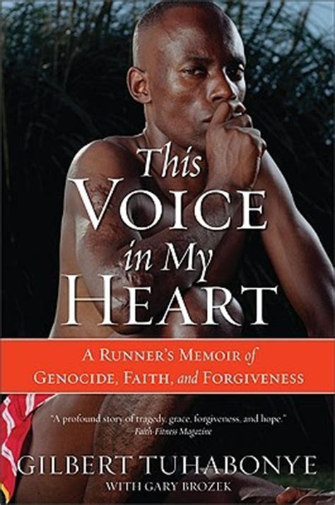 the runner a memoir books this voice in my a runner s memoir of genocide
