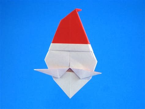 Origami Santa Clause - origami and santa claus page 1 of 16 gilad s