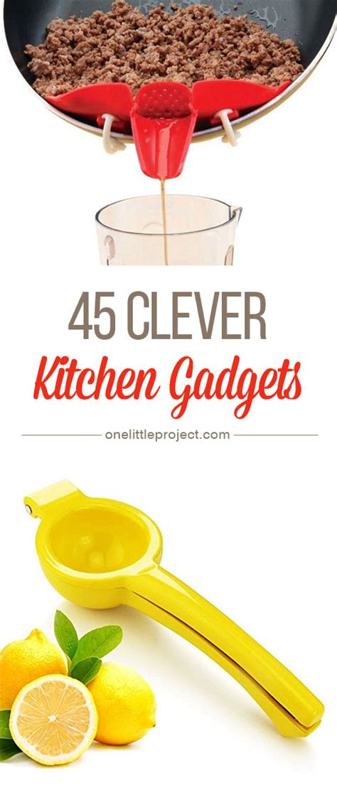 clever gadgets 45 clever kitchen gadgets