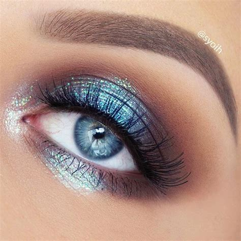 7 Dramatic Eyeshadow Looks For Winter by 25 Best Ideas About Blue Eyeliner On Teal
