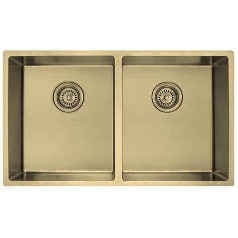 Buy Undermount Kitchen Sink Find Decorium Light Gold Bowl Sink Inset Undermount At Bunnings Warehouse Visit Your