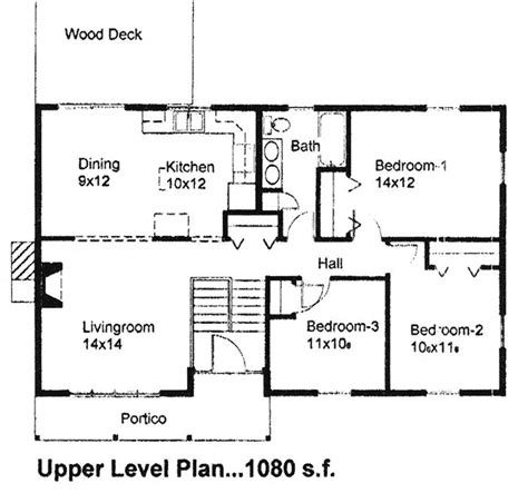 one canada square floor plan house plan 94009 at familyhomeplans