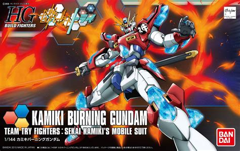 Gundam Hg 1144 Crossbone Gunpla High Grade gundam build fighters try hgbf 043 kamiki burning gundam