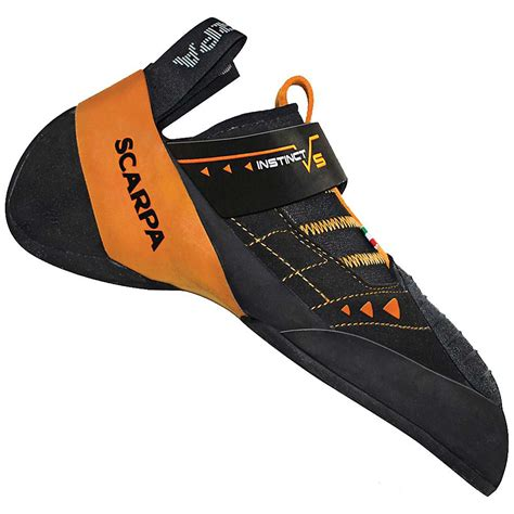 scarpa climbing shoes scarpa instinct vs climbing shoe