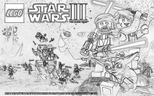 coloring pages lego star wars nathanael s informational