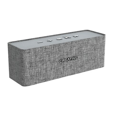 living room bluetooth speakers these fabric clad bluetooth speakers will look in your living room home decor singapore