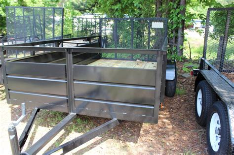 Landscape Supply Fayetteville Ga 2017 Other Tow Pro Landscaping Trailer With Metal Sides