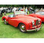 British Cars 1950s