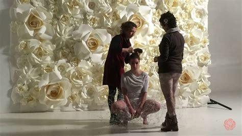 fiori di carta crespa giganti incartesimi 2 backdrop fiori di carta giganti backstage hd