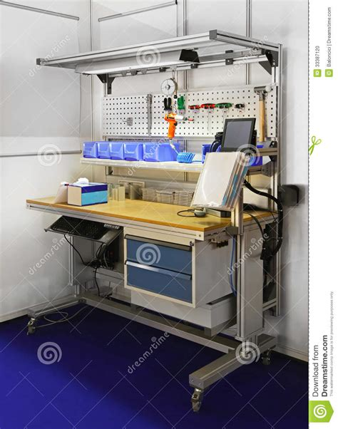 what is a bench technician technician work bench stock photo image 33387120
