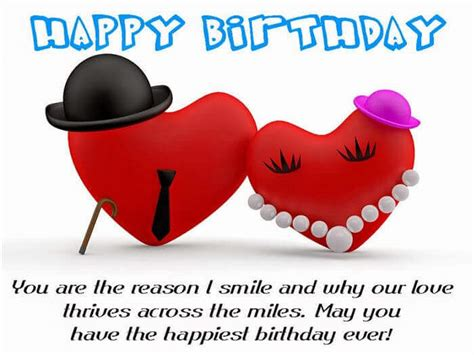 Happy Birthday Wishes For A In Romantic Birthday Wishes For Girlfriend And Quotes For
