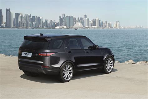 land rover discovery news new land rover discovery 2017 official pictures auto