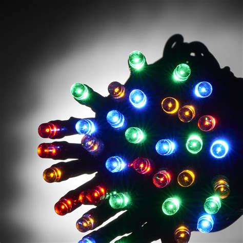 wilko christmas 300 multifunction led lights multicoloured