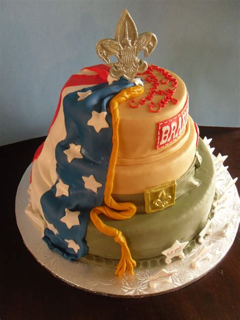 Eagle Scout Cake Decorations by Eagle Scout Cake Cake Decorating Community Cakes We Bake