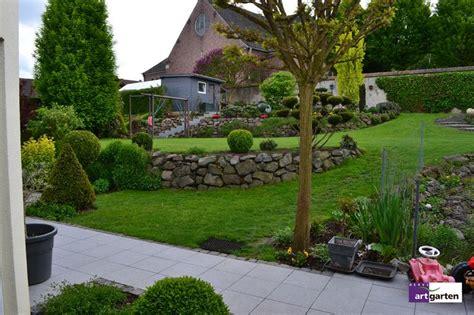 Garten Gestalten In Hanglage by Die Besten 17 Bilder Zu Garten Mauer Auf