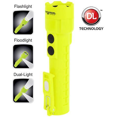 Flashlight W Dual Magnets Nightstick Xpp 5422gm I Flashlight Import I nightstick intrinsically safe dual light flashlight w dual