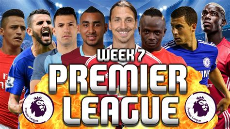 epl highlights epl highlights 2016 17 english commentary week 7