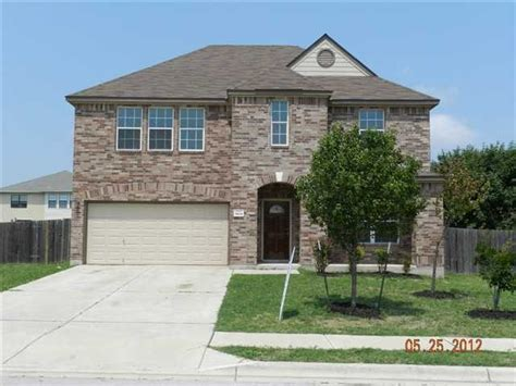 19808 san chisolm dr rock 78664 foreclosed