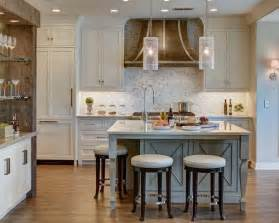 Square Kitchen Island by Square Kitchen Island Design Ideas Amp Remodel Pictures Houzz