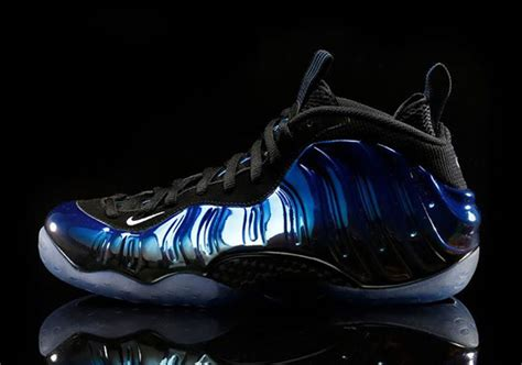 new year nike foams nike air foosite one quot blue mirror quot releases on new year
