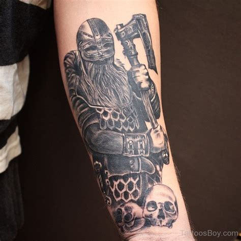 vikings tattoos designs pictures