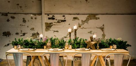trending themed events christmas theme and styling trends for 2015