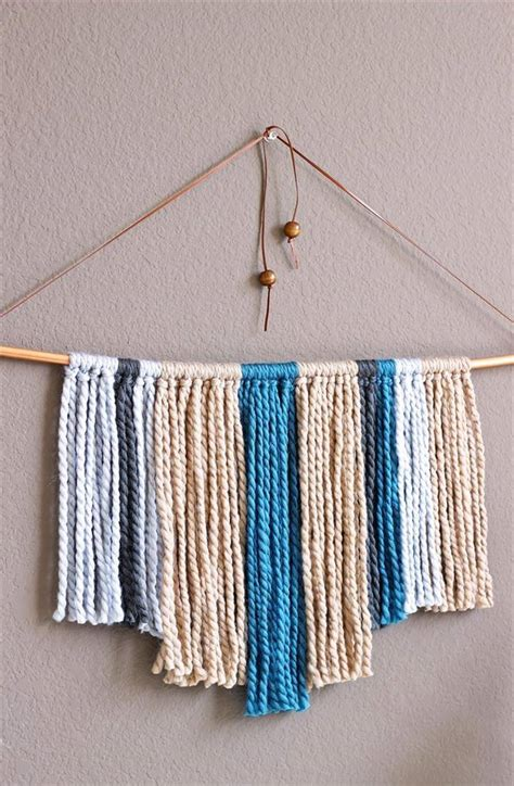 wall hanging best 54 ideas about diy yarn wall diy to make