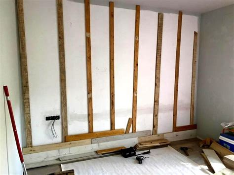 diy wood panel wall diy wood pallet wall paneling 101 pallets