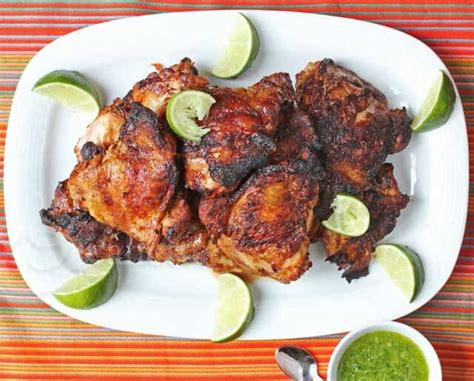 smoked grilled peruvian chicken recipe jeanette s