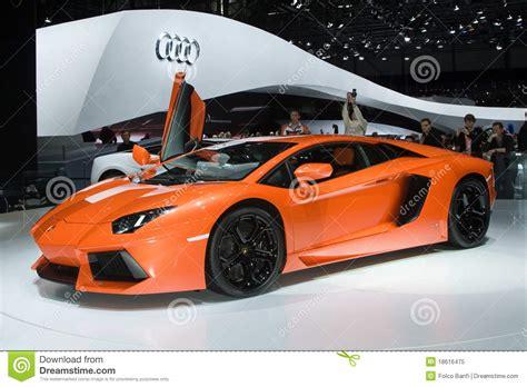 What Is The New Lamborghini Called Lamborghini Aventador Lp700 4 World Premiere Editorial
