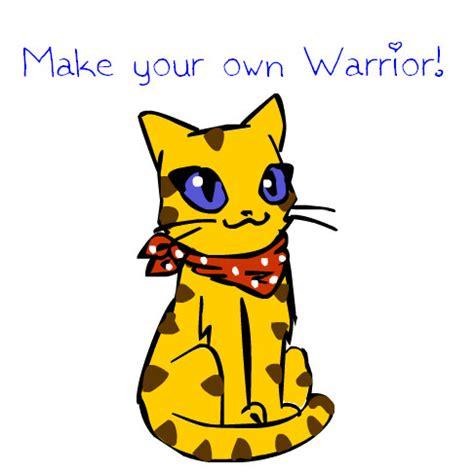 make your own stuff make make your own warrior by hgnds on deviantart