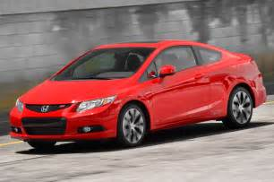 2013 honda civic si test motor trend