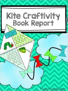 Kite Book Report Template