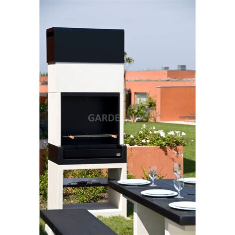 design grillkamin aus der kitaway outdoork 252 chen serie - Bilder Outdoor Kã Chen