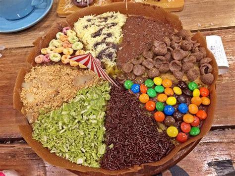Harga Martabak Sarinah menguak surga kuliner jakarta di malam hari