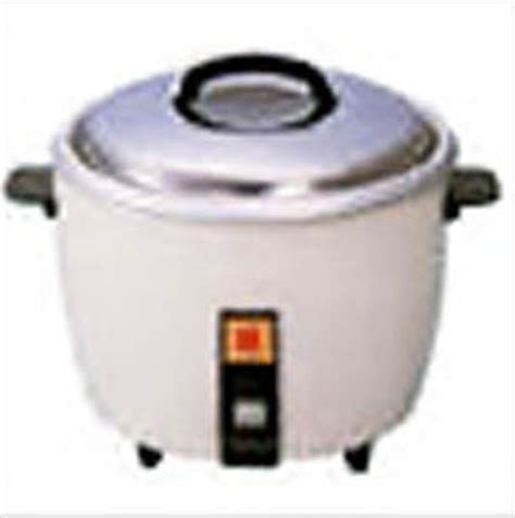 Rice Cooker National taking up the challenge those who buy national
