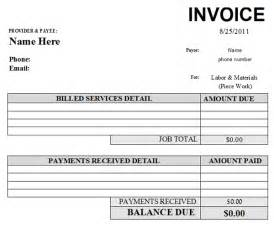 car rental invoice template printable invoice template