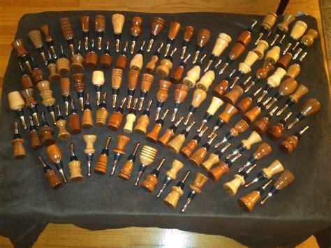 Handmade Wine Stoppers - wine stoppers handmadewoodgifts custom woodworking