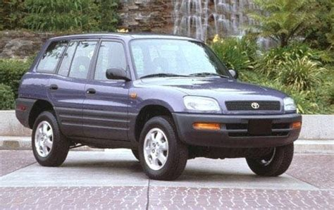 how petrol cars work 1997 toyota rav4 instrument cluster maintenance schedule for 1997 toyota rav4 openbay