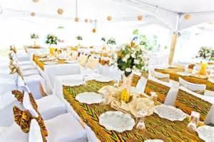 d 233 coration salle de mariage africain id 233 es et d