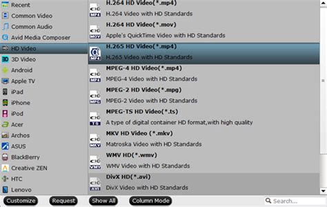 format factory h 265 pavtube adds new h 265 hevc encode decode xavc mxf